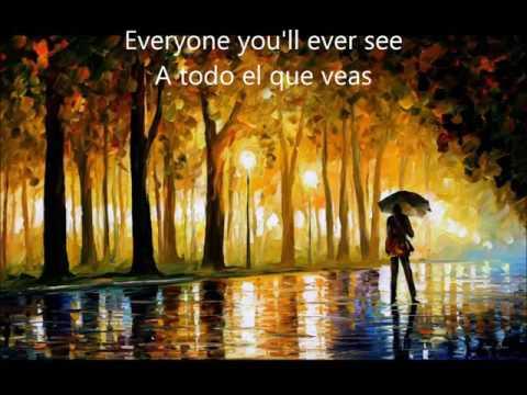 A-ha / White Canvas (Lyrics- Letra) Subtitulado Español- Ingles