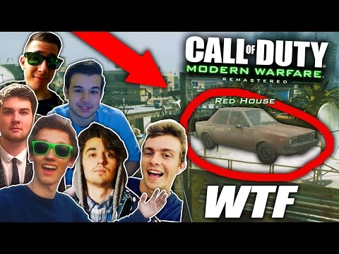 THE BEST MWR GLITCH SPOTS FOR PROP HUNT! ft. Red House