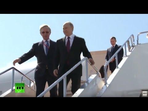 EN VIVO: Vladímir Putin llega a la cumbre del G20 en Osaka