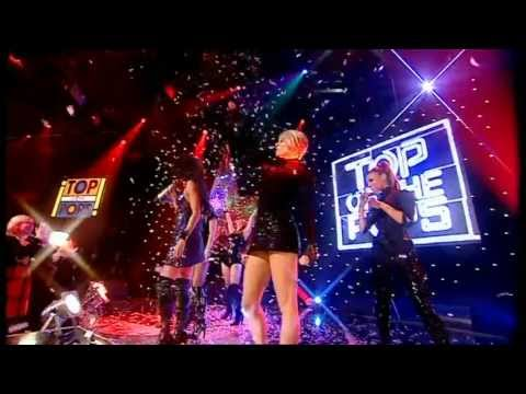 Pussycat Dolls - I Hate This Part (Top Of The Pops: Christmas Special - 25th December 2008)