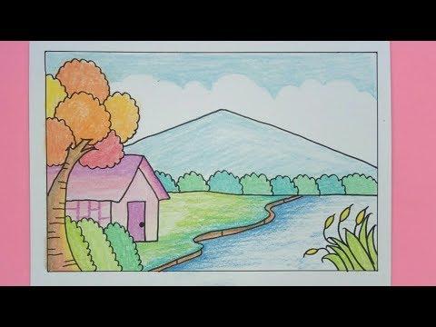 Drawing By Fifitan Rumah Creative Ideas