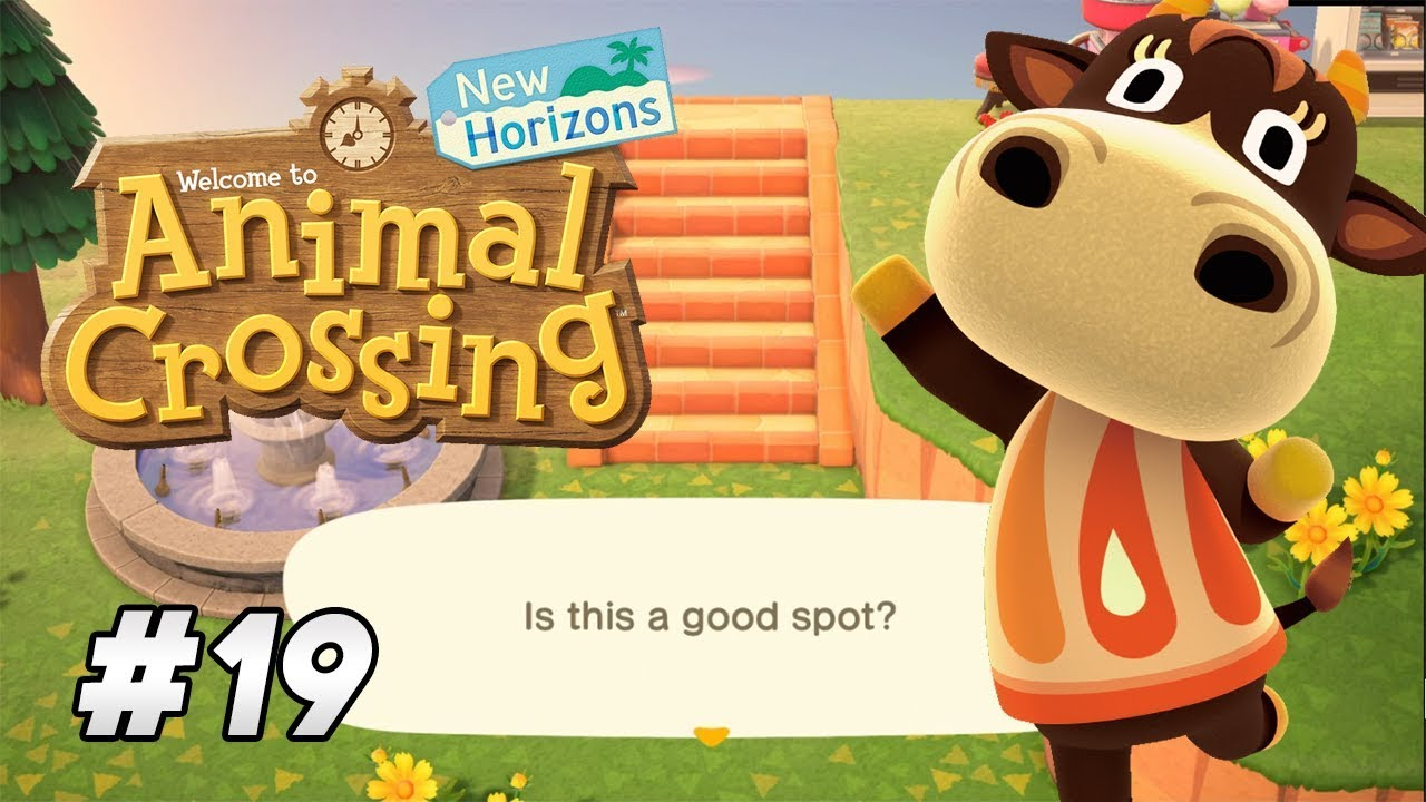 Cliffscaping Permit! | Animal Crossing: New Horizons (#19 ...
