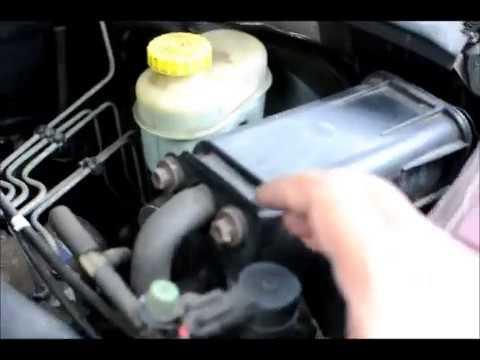 Jeep P1494 Evaporator Leak