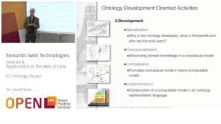 06 - 02 Ontology Design