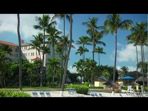 Official Hilton Nassau Bahamas hotel video