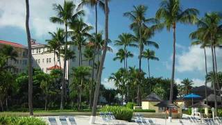 Official Hilton Nassau Bahamas hotel video