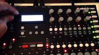 Elektron Analog Four Acid (TB-303 emulation)