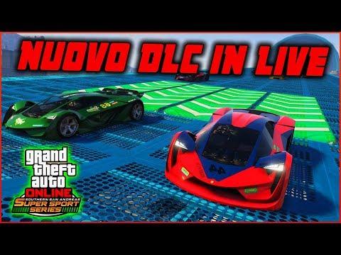 🔴 [LIVE] GTA 5 ITA NUOVO DLC IN LIVE! PROVIAMO I VEICOLI! DLC SFIDE SFRENATE A SOUTHERN SAN ANDREAS