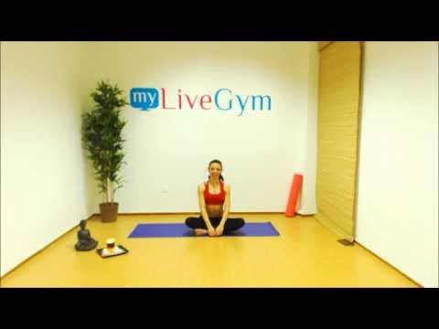 Κάνε yoga από το σπίτι σου