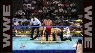 Sting & The British Bulldog vs. The Nasty Boys: WCW World Tag Team Championship Match - Clash of the