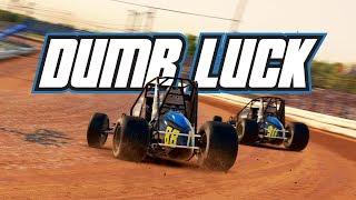 iRacing: Dumb Luck (Wingless Sprintcars @ Williams Grove)