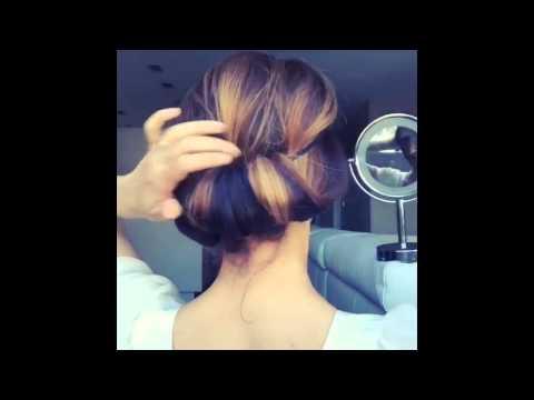 peinados faciles y rapidos mp4