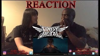 BABYMETAL - Distortion (OFFICIAL) Reaction