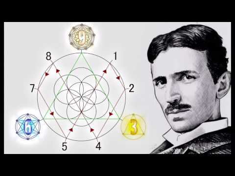 3-6-9 TESLA CODE - YouTube
