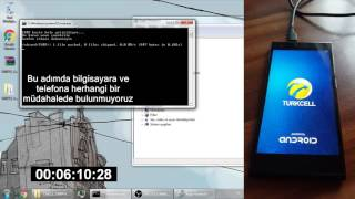 Turkcell T50 ve Turbo T50 için Android 5.1 (Lollipop) Yükleme Rehberi