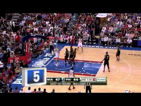 2010-11 NBA Season: Top 10 Plays