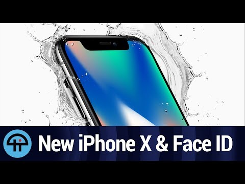 Apple Unveils iPhone X and Face ID (with Commentary)