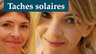 Comment cacher des taches de soleil (BB cream Lily Lolo) Thumbnail