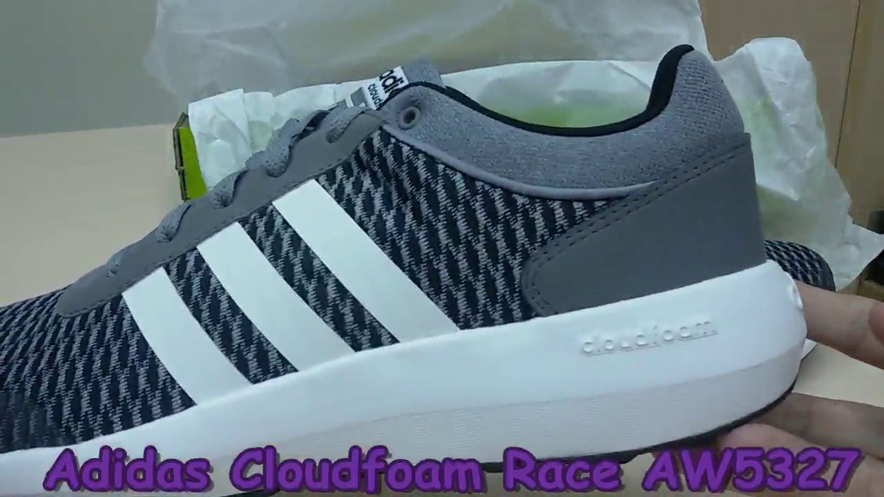 Unboxing Review sneakers Adidas