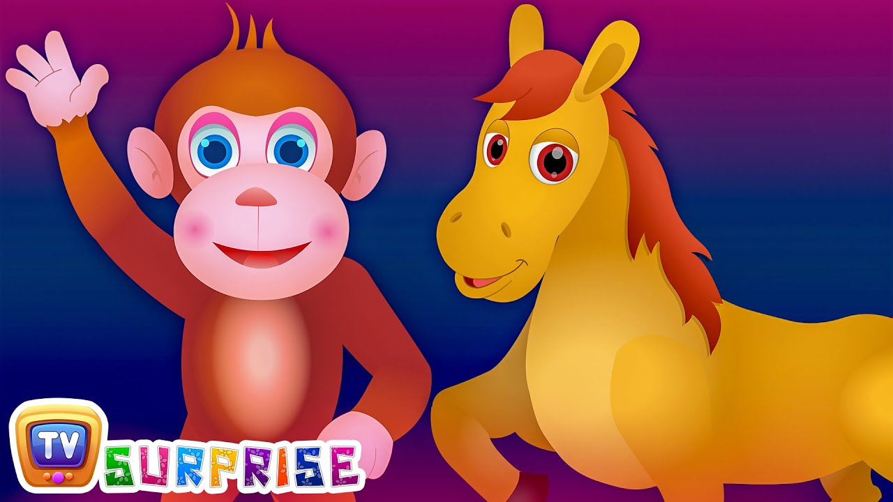 Surprise Eggs Nursery Rhymes Toys | Learn Baby Animals & Colours | ChuChu TV Egg Surprises