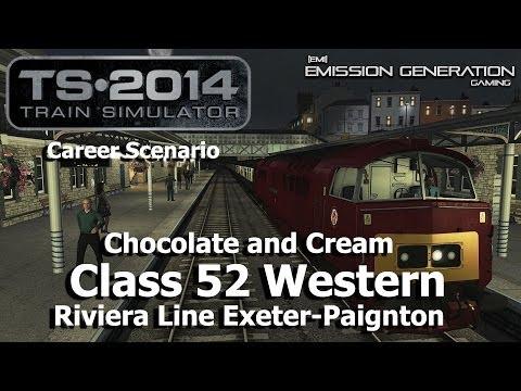 Chocolate And Cream - Career Scenario - Train Simulator 2014