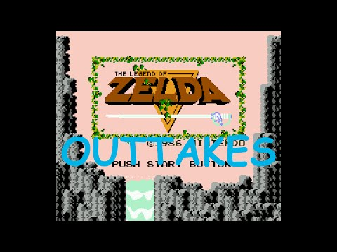 Outtakes - The Legend of Zelda [1]
