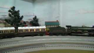 Sir Edward Elgar - Great Western Railway Castle Class by Darstaed