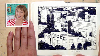 Sketchbook Tour!
