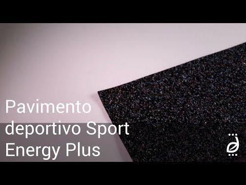 Pavimento Sport Energy Plus