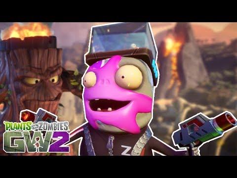 Plant VS Zombie Garden Warfare 2 Indonesia | #19 Lanjut Misi SuperBrainz x Coba Skin !! 👊