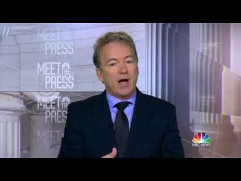 Rand Paul: I Know For a Fact Trump Cares About Haiti People, Gives Proof