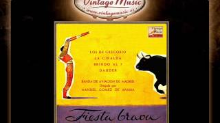 Banda De Aviación De Madrid -- La Giralda (Pasodoble Torero)  (VintageMusic.es)