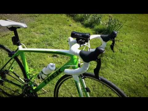 A Look at My Trek Madone Road Bike