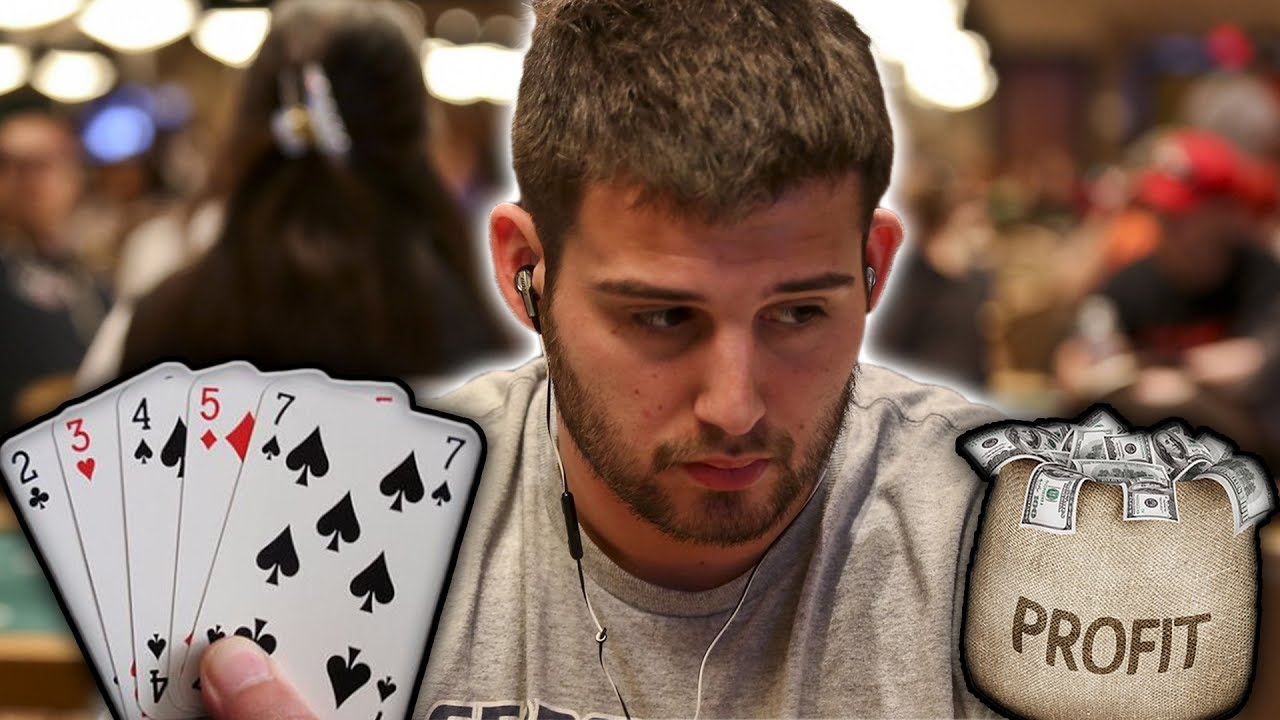 Darren Elias Deep In 10000 2 7 Lowball Draw
