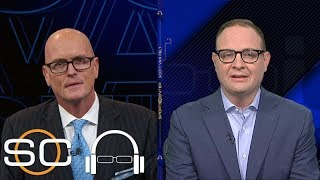Woj discusses the fallout of the Rockets-Clippers locker room incident | SC with SVP | ESPN