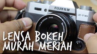 Lensa Oke Kere Hore | 7Artisans 25mm f/1.8