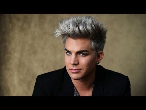 2015 adam lambert hairstyles
