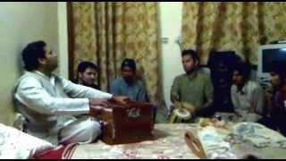 AAK...sajna main ghaman de azab