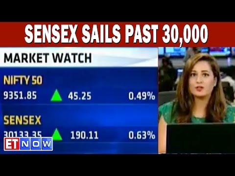 Sensex Sails Past 30000: Market Wrap (26th April)