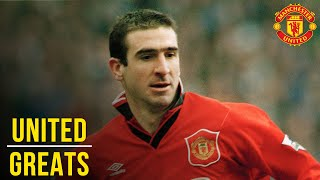 Eric Cantona | Manchester United Greats