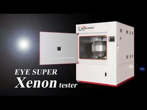 "Super Accelerated Weathering Tester ""EYE Super Xenon Tester"" - IWASAKI ELECTRIC CO., LTD."