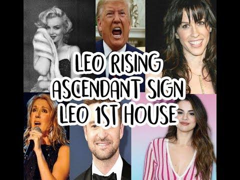 LEO ASCENDANT | LEO RISING | LEO IN THE 1ST HOUSE