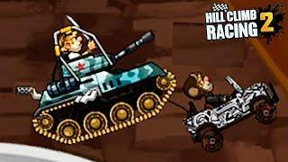 МАШИНКИ HILL CLIMB RACING 2 #33 Прохождение ИГРЫ про машинки как мультик для детей kids games cars