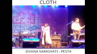 Isyana Sarasvati - Pesta