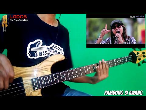 RAMBONG SI AWANG - BASS COVER By Lados (Headphone User)