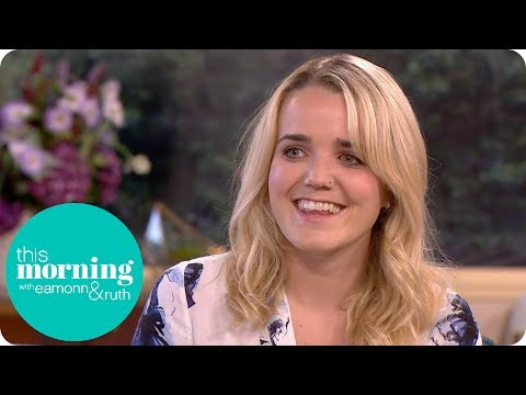 Emily Clarkson Cringed Giving Her Dad Jeremy Her Book to Read | This Morning
