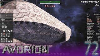 Catapult Battleship Build pt 3 | Avorion #72