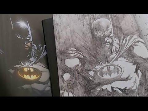 panellogy 079 - batman unwrapped - david finch