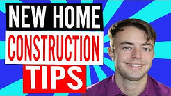 New Home Construction Process Tips