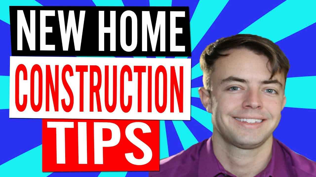 New home construction process tips youtube - Tips for building a new home ...